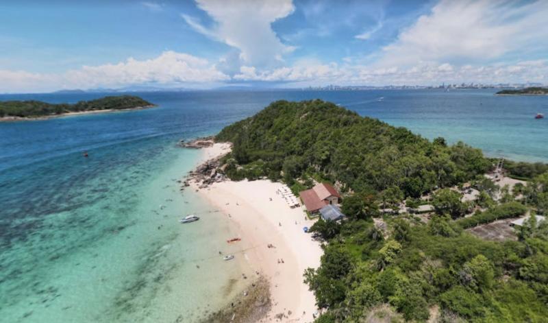 泰国著名旅游景点阁兰岛决定封岛15天以阻止疫情蔓延