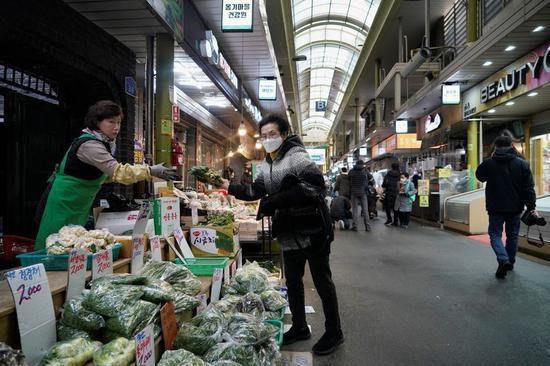 韩国4月CPI同比上涨2.3%创三年零八个月新高